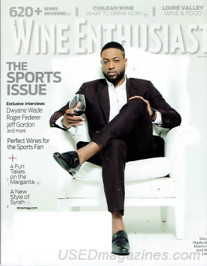 Wine Enthusiast May 2016