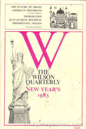 Wilson Quarterly New Year's 1983