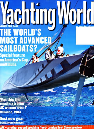 Yachting World January 2010