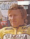American Motorcycle Association News November 1974