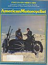 American Motorcyclist January 1983