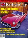 British Car April 1990