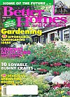 Better Homes and Gardens April 1992