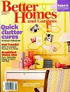 Better Homes and Gardens January 2013