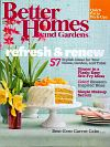 Better Homes and Gardens April 2013