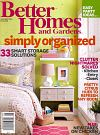 Better Homes and Gardens January 2014