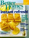 Better Homes and Gardens August 2014