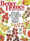 Better Homes and Gardens April 2016