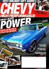 Chevy High Performance December 2013