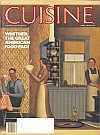 Cuisine April 1984