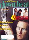 Down Beat March 1986