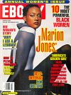 Ebony March 2001