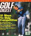 Golf Digest January 1990