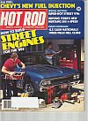 Hot Rod October 1981