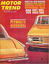 Motor Trend May 1964