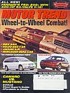 Motor Trend May 1995