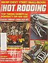 Popular Hot Rodding October 1973