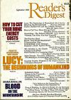 Reader's Digest September 1981