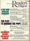 Reader's Digest September 1982