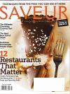 Saveur April 2009