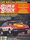 Super Stock & Dragster Illustrated January 1977