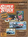Super Stock & Dragster Illustrated July 1977