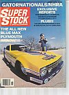 Super Stock & Dragster Illustrated June 1978