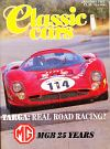 Thoroughbred & Classic Cars January 1987