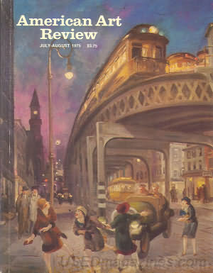 American Art Review July/August 1975