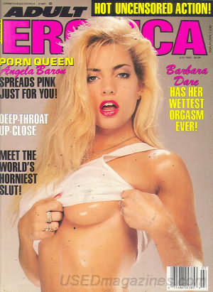 Adult Erotica July 1990