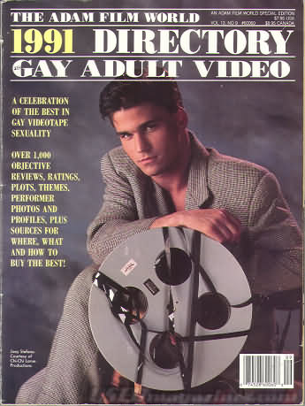 Adam Gay Film & Video Directory 1991