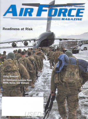 Air Force February 2013