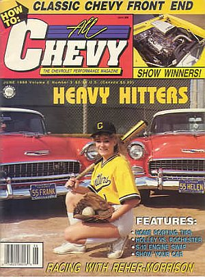All Chevy June 1988