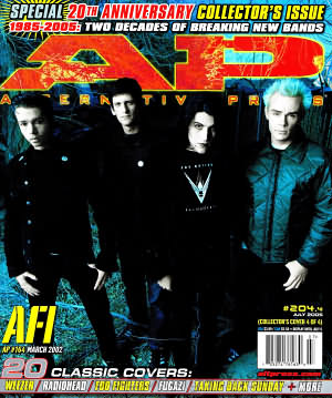 Alternative Press Number 204