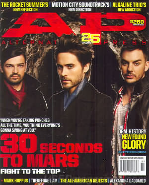 Alternative Press Number 260