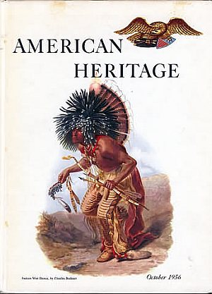 American Heritage October 1956