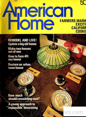 American Home May 1969