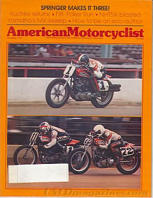 American Motorcyclist November 1978