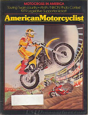 American Motorcyclist July 1979