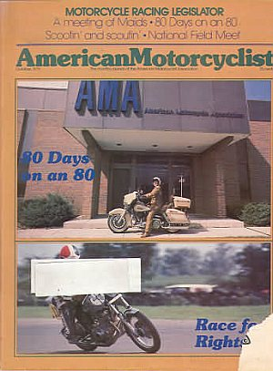 American Motorcyclist October 1979