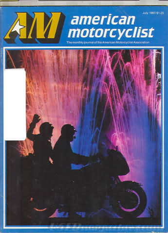 American Motorcyclist July 1987