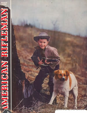 American Rifleman March 1952