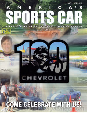 America's Sports Car May 2011