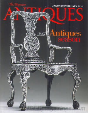 The Magazine Antiques January 2014