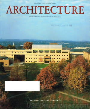 Architecture January 1991