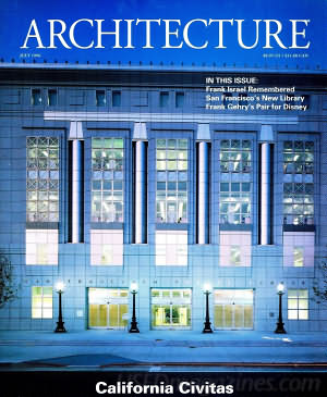 Architecture July 1996