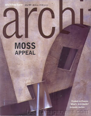 Architecture July 1997