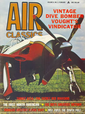 Air Classics Volume 6 Number 3