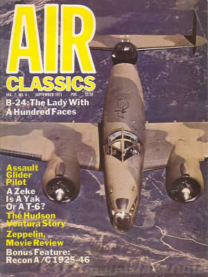 Air Classics Volume 7 Number 6