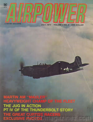 Airpower July 1974